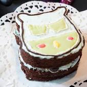 《菖樺台灣日本冰》珮吉貝爾 熊熊蛋糕(珮吉貝爾的小確幸 230公克+-5/入*1入)