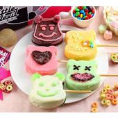 《菖樺台灣日本冰》小天使熊冰系列(5各口味各一入150g+-5%/入*5入)