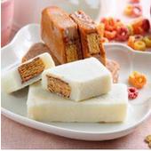 《菖樺台灣日本冰》夾心酥冰饌 綜合口味(70g+-5/入*10入)