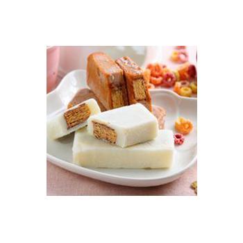 菖樺台灣日本冰 夾心酥冰饌 綜合口味(70g+-5/入*10入)