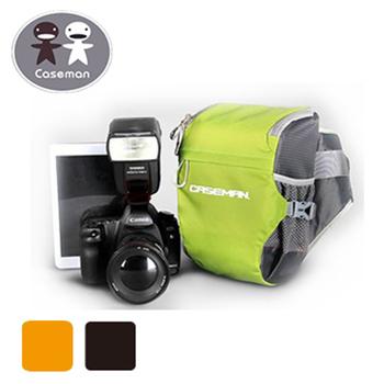 Caseman 卡斯曼 AW02-S 腰繫側背兩用相機槍包(青檸色)