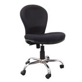 《Design》黑天使辦公椅/電腦椅(鐵腳-網布款)