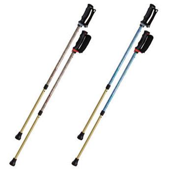 樂齡 日本製 SINANO 安心健走杖(一組2入)(藍色)