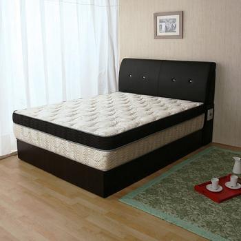 契斯特 皇室御用優質蜂巢式獨立筒床墊-雙人