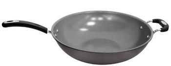 法國特福多層陶瓷炒鍋加蓋36cm(C7699614)