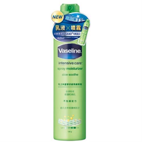 凡士林 蘆薈舒緩潤膚噴霧(190g/瓶)
