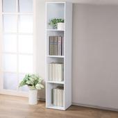 《Homelike》現代風四格置物櫃