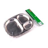 潔豹兒童三格餐盤(TH02009)