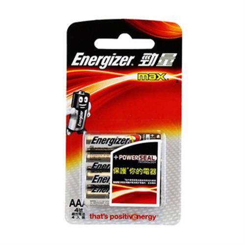 勁量鹼性電池-4號4入