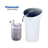 《Panasonic 國際牌》【公司貨】TK-CS20 桌上型高效能淨水器 ★贈P-6JRC (2支) ★DIY安裝