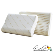 《Arnold Palmer雨傘牌》人體工學乳膠枕2入