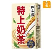 《御茶園》特上奶茶(250ml*6入/組)