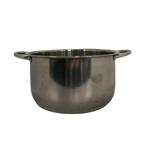 萬德威不銹鋼美式鍋雙耳24cm(24CM,SK43-24 @ #304)