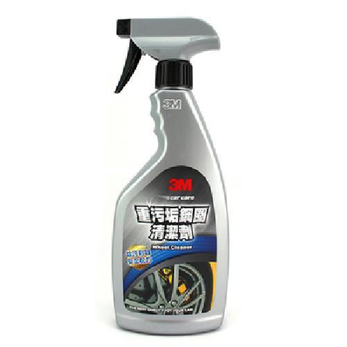 3M 重污垢鋼圈清潔劑(500ml)