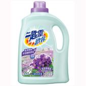 《一匙靈》蝶舞紫羅蘭香超濃縮洗衣精(2.4kg)
