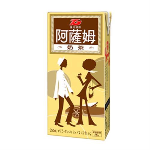 阿薩姆 原味奶茶(350ml*24包/箱)
