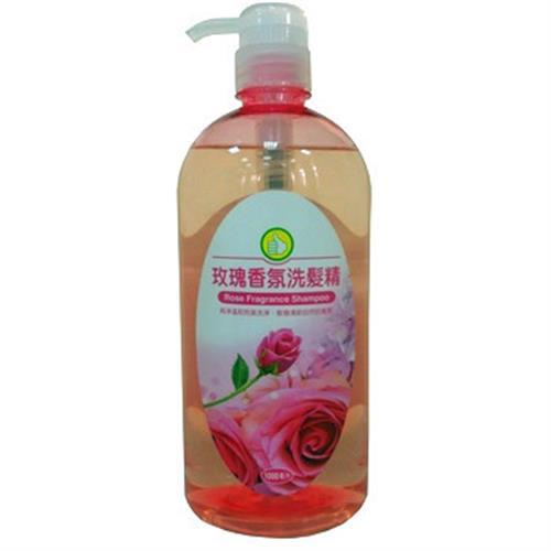 FP 玫瑰香氛洗髮精(1000 ml)