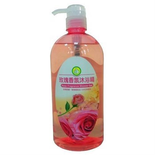 FP 玫瑰香氛沐浴精(1000 ml)
