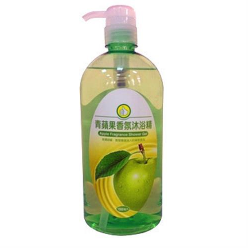 FP 青蘋果香氛沐浴精(1000 ml)