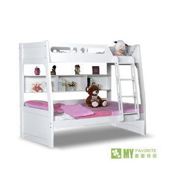 最愛傢俱 歐樂雅雙層床(白色)