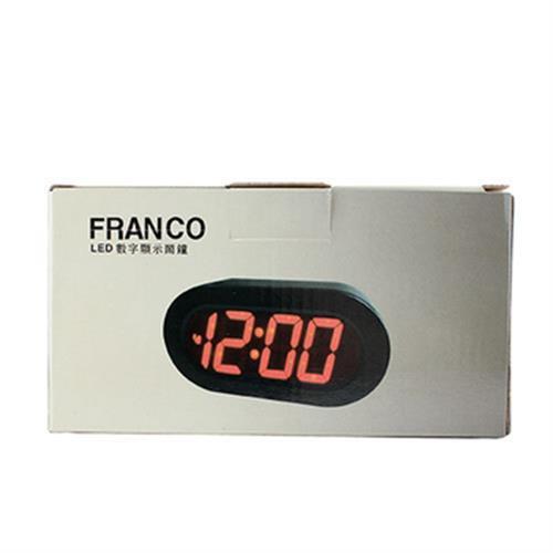 插電式LED鬧鐘(TW-8187)