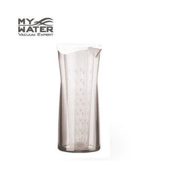 MY WATER 泡茶趣花茶壺/ 600ml(透淨心)