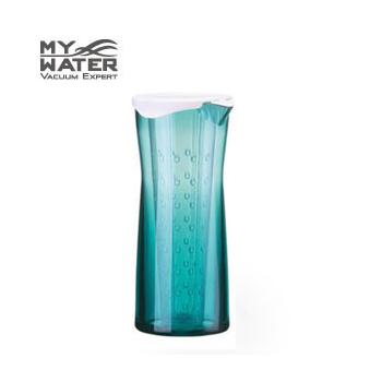 MY WATER 泡茶趣花茶壺/ 600ml(幸福綠)