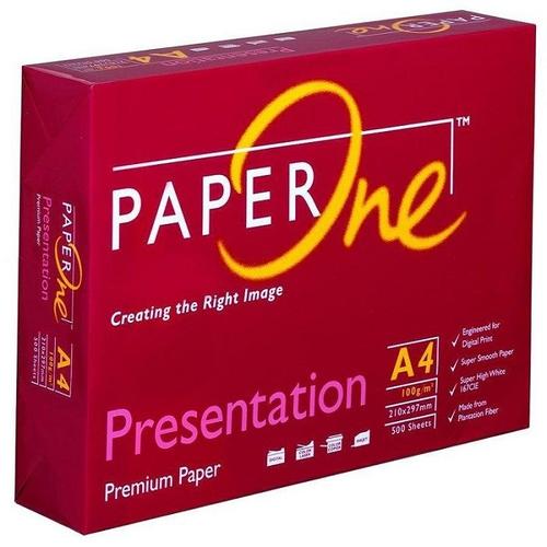 影印紙100g Paper One A4