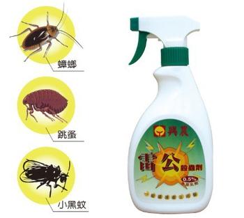 興農雷公殺蟲劑0.5%水基乳劑(500ml)