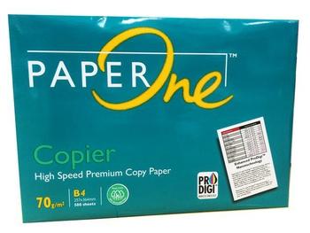 影印紙70G Paper One(B4)