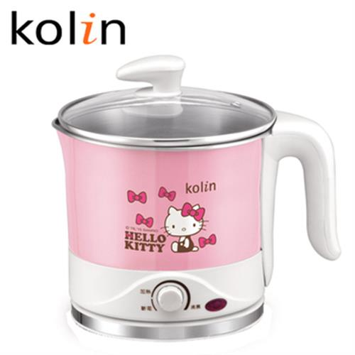 歌林 Hello Kitty不銹鋼美食鍋KPK-MNR002