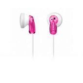 《SONY》繽紛多彩立體聲耳機(MDR-E9LP/P粉)