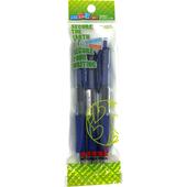 三菱藍色UMN-152自動鋼珠筆(3入/包)