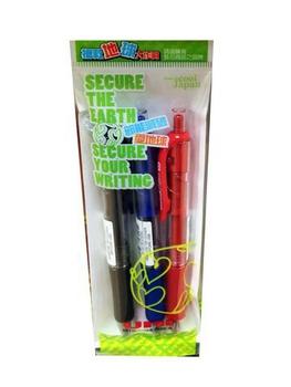三菱混色UMN-152自動鋼珠筆(3入/包)
