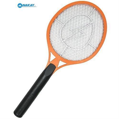 NAKAY 捕蚊高手 安全三層網電蚊拍NP-01