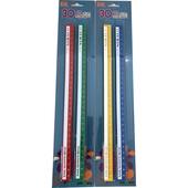 高點彩色磁條30cm2入/卡(PD-630)