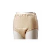 《樂齡》NISHIKI 女用彈性腰圍安心褲-150cc(輕失禁適用)(膚色 M)