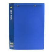 FP雙彈PP彈簧夾(藍)