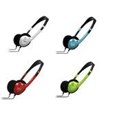 《三洋》頭戴式耳機 (ERP-L18)(銀、藍、紅、綠-顏色隨機出貨)