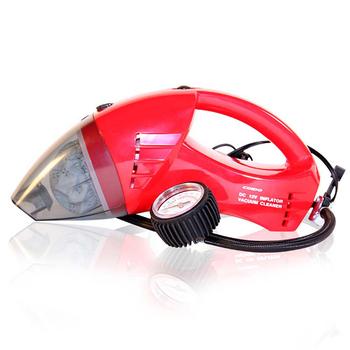 ★結帳現折★COIDO 紅色風暴-二合一多功能打氣吸塵器