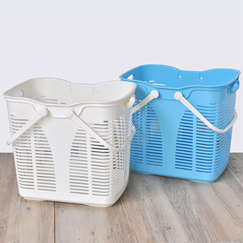 《SONA PLUS》運動家洗衣收納籃(35L)(2入)