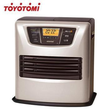 日本 TOYOTOMI 煤油電暖爐 LC-L43C-TW(銀色)