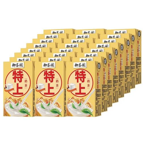 御茶園 特上奶茶(250ml*24/箱)