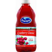 《優鮮沛》蔓越莓綜合果汁飲料-經典原味(1500ml/瓶)