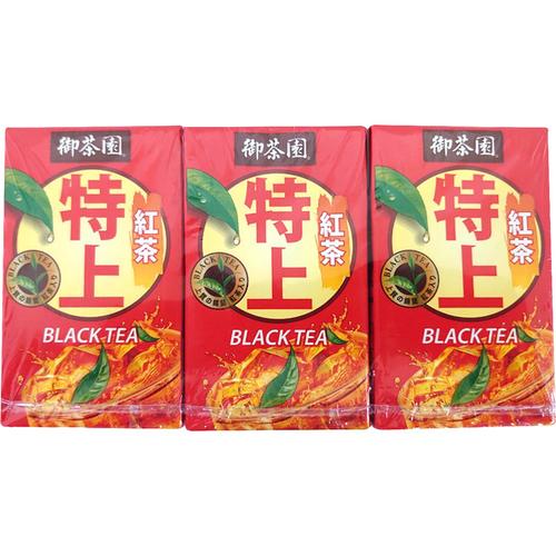 御茶園 極上紅茶(250ml*6包/組)