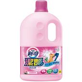 《新奇》潔艷漂白水沁雅薔薇香(3.0L)