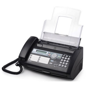 飛利浦 MAGIC 5普通紙傳真機(黑色)