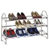 《海克力士》堆疊式伸縮鞋架(1入)