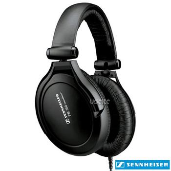 SENNHEISER 高級防噪型摺疊式全罩高傳真立體耳機 PXC-350(黑)