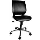 《凱堡》皮革透氣辦公椅/電腦椅